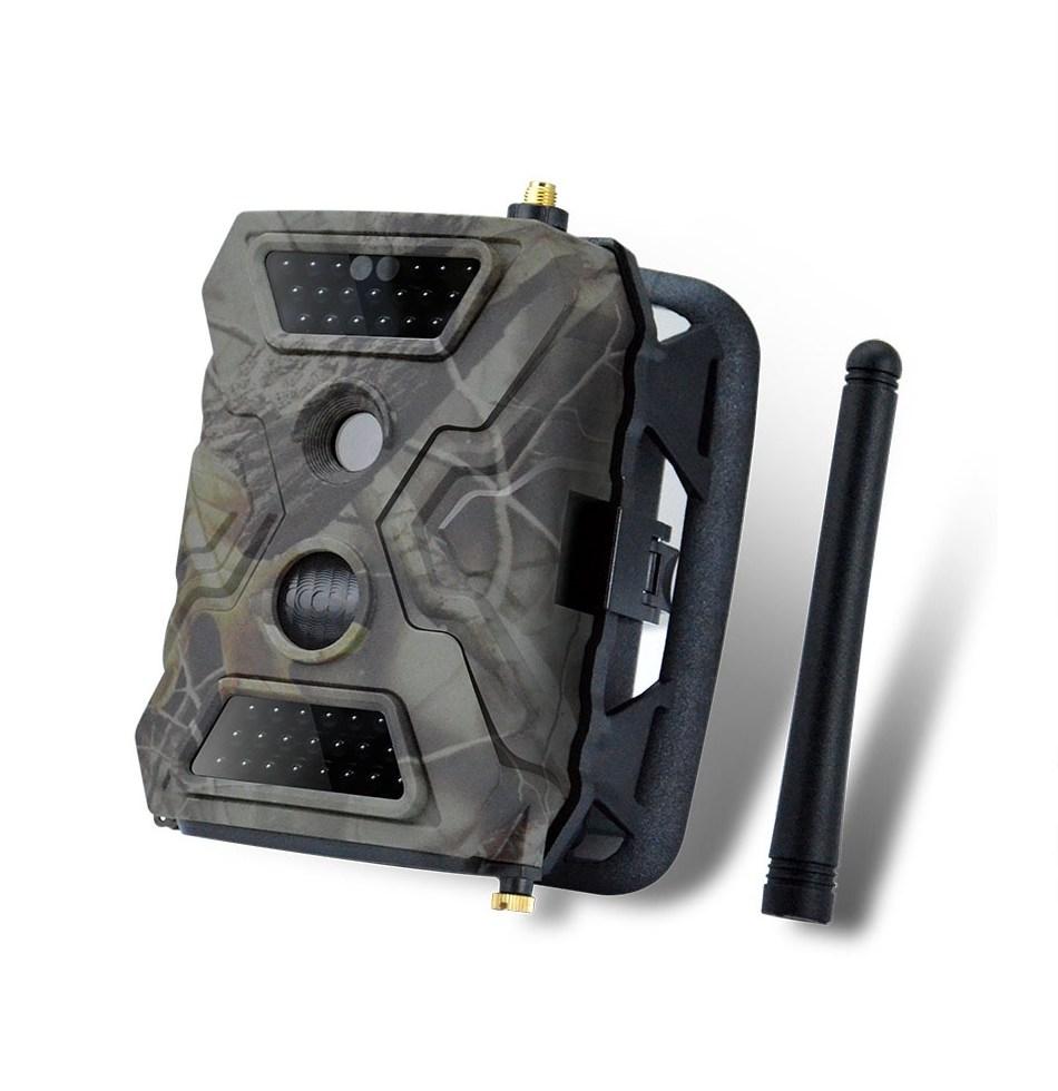 2 6CM GPRS Wild Cameras 1080P HD Outdoors Hunting Game Cameras font b GSM b font