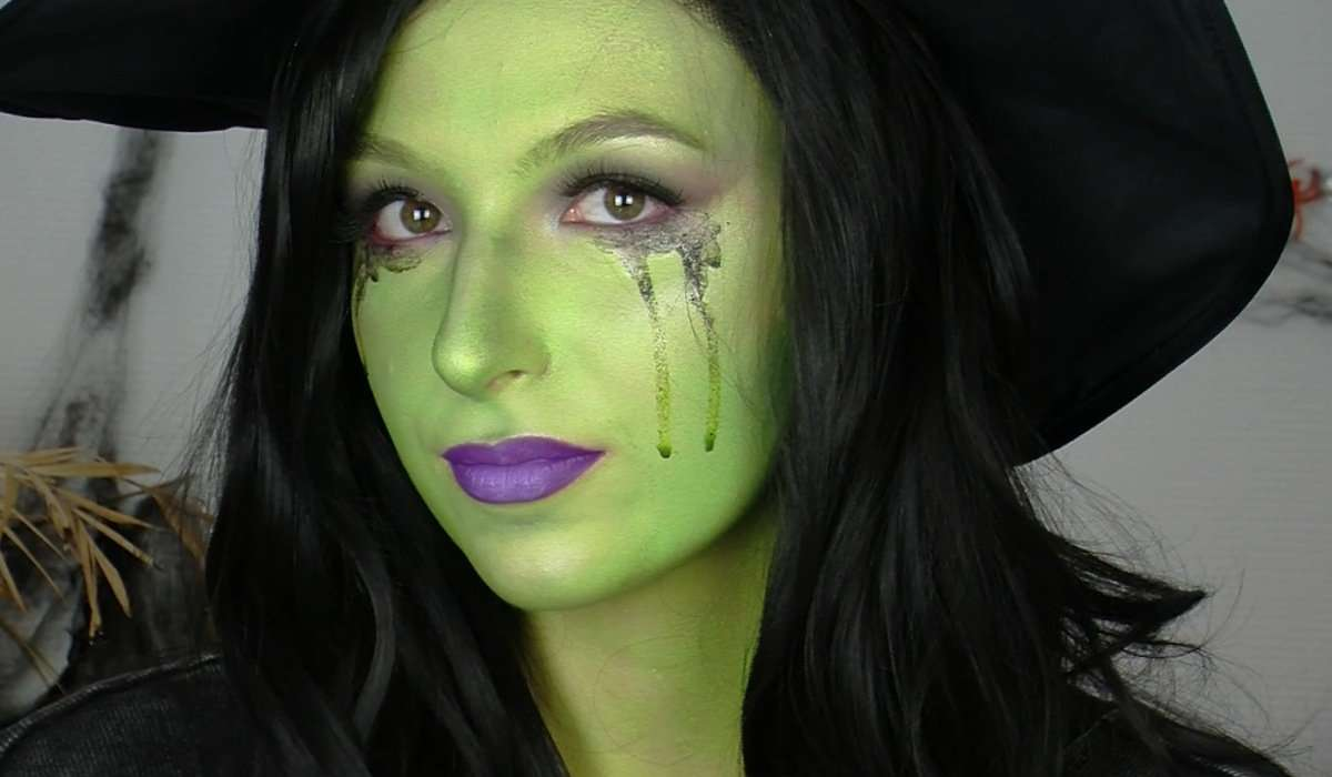 halloween make up tutorial