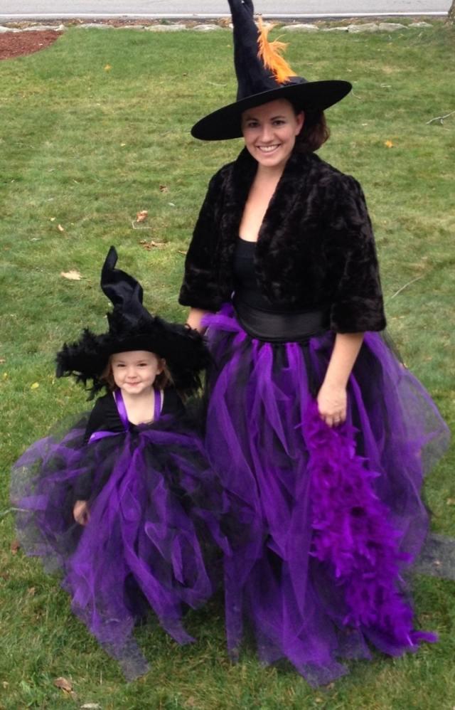 halloween hexe kostum schminke