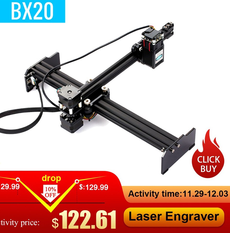 20W CNC font b Laser b font font b Engraver b font font b Laser b