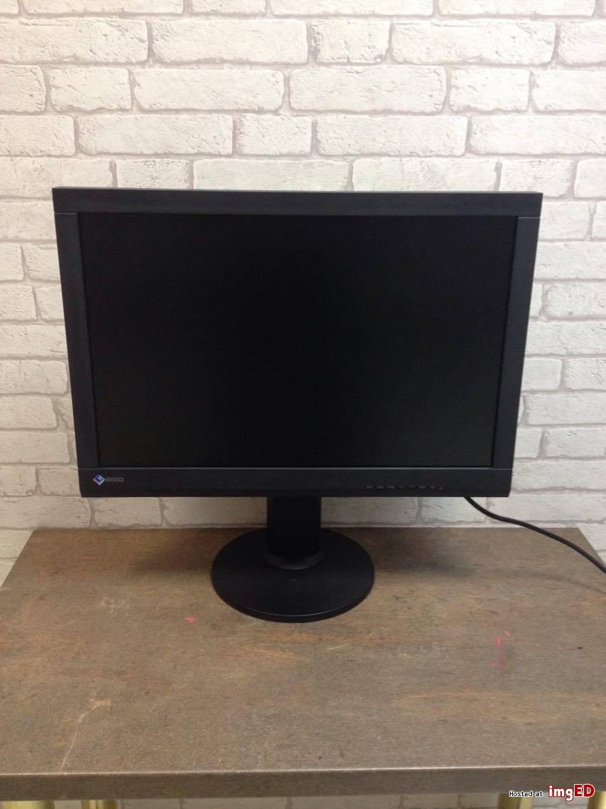 monitor eizo coloredge cs 240 jak nowy