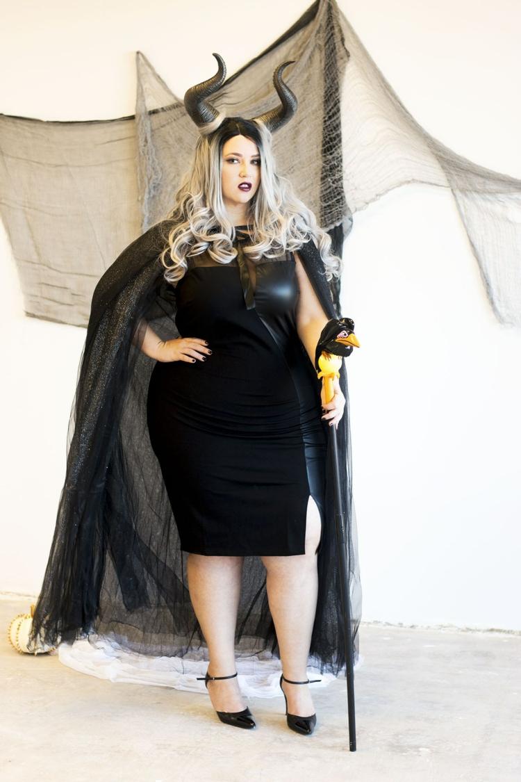 originelle ideen fur damen kostume xxl fur nachste halloweenparty fur verkleidung halloween selber machen