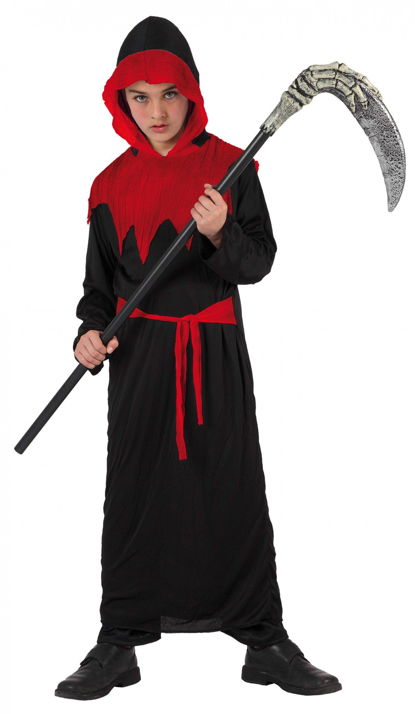 p sensenmann halloween kostum fur kinder