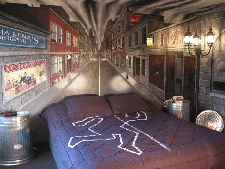 gangster room ideas 6