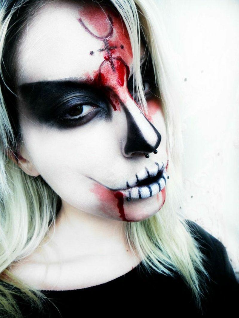 halloween kostume schminktipps frauen