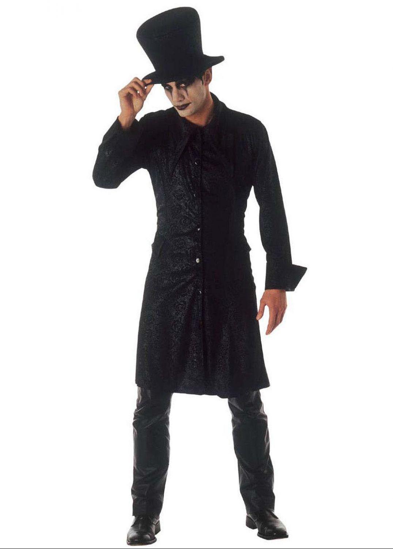 Karneval Halloween Herren Kostuem The Raven