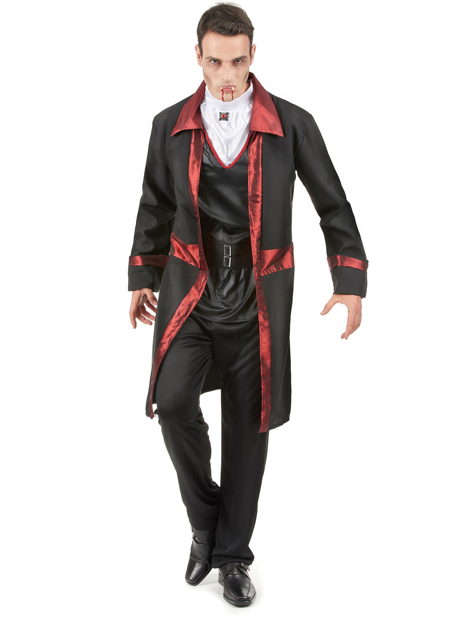 p vampir kostum herren halloween