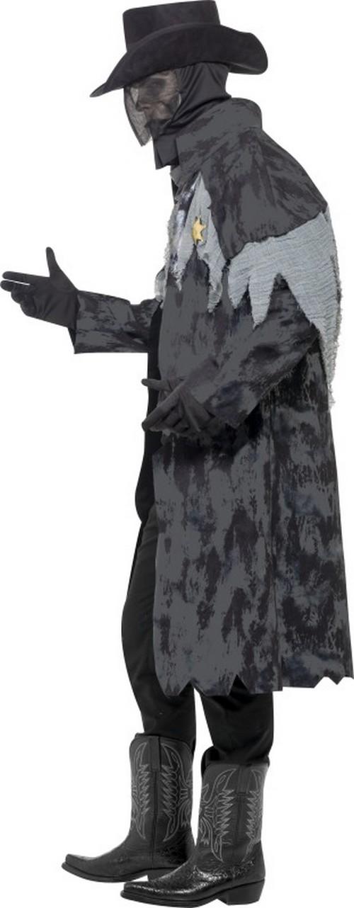 p halloween phantom sheriff kostum fur herren