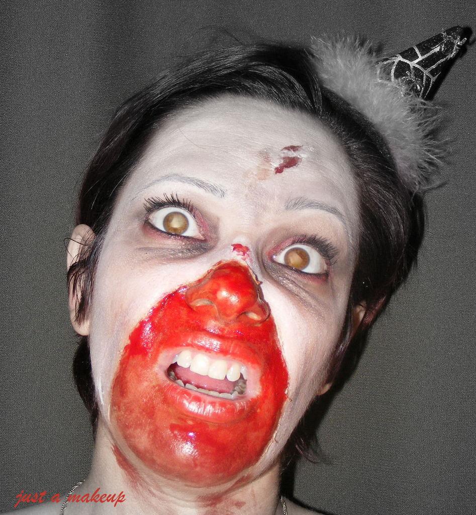 zombi halloween van ma