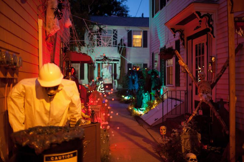 7 best halloween events in the u s