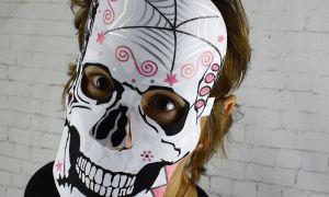 36 Einzigartig Halloween Maske
