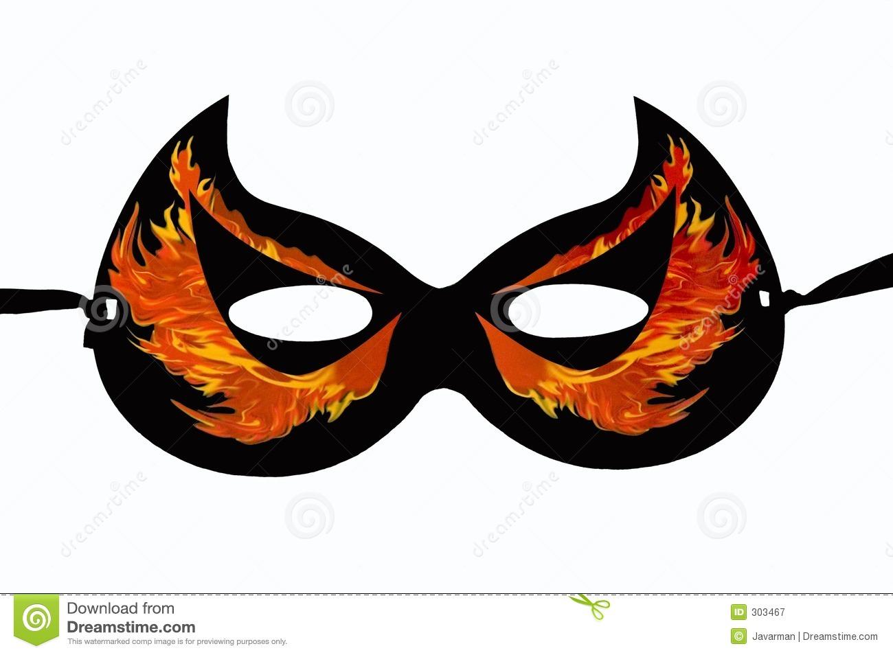 маска halloween