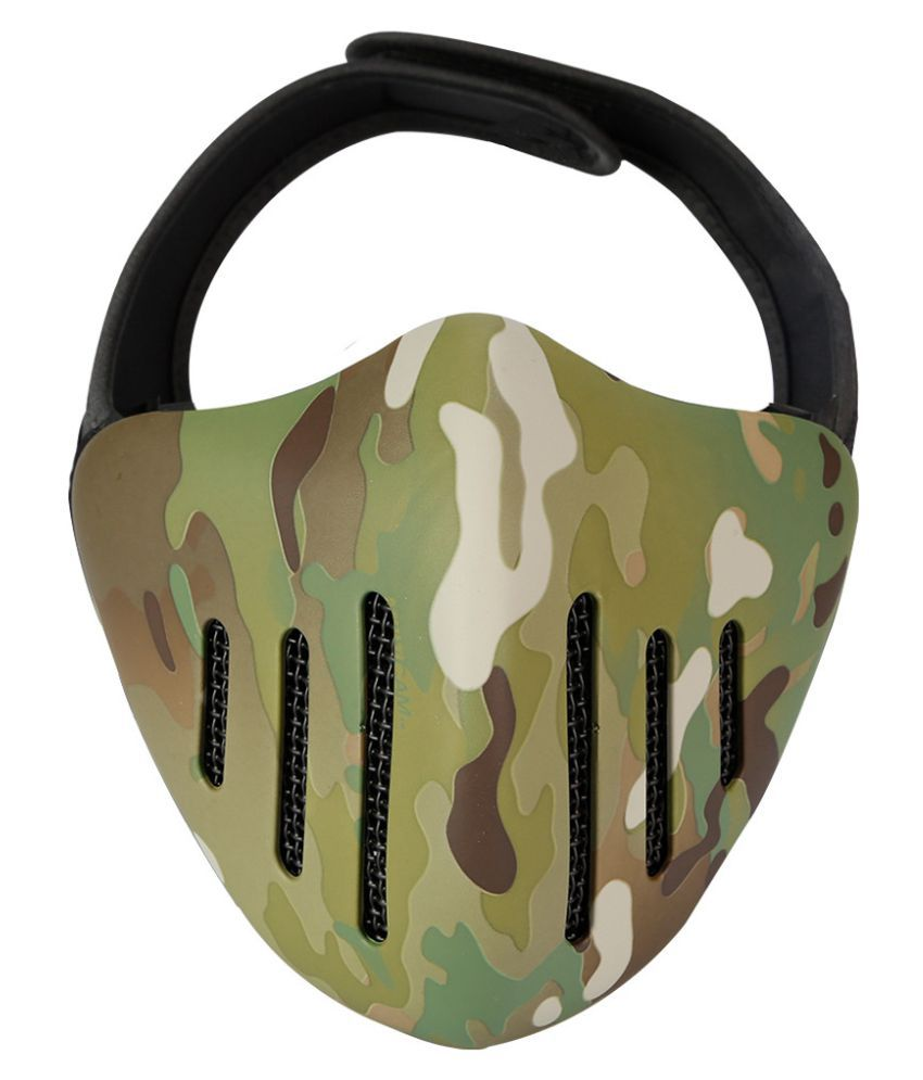 Halloween Half Face Protection Knight SDL 2 faefc