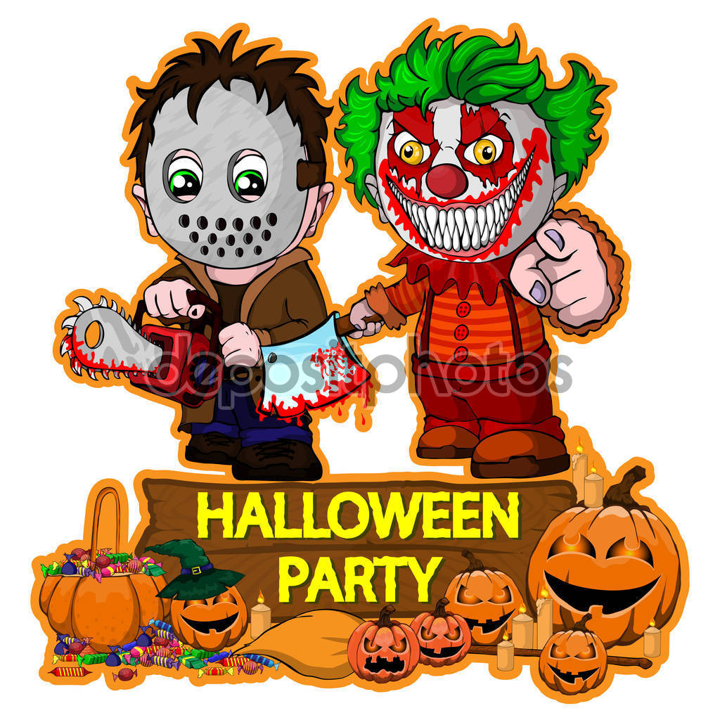depositphotos stock illustration halloween poster design with vector