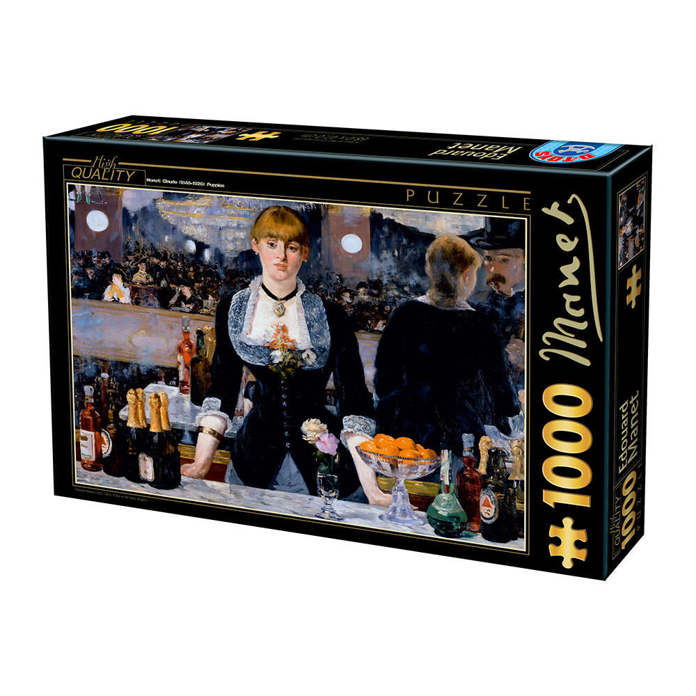 manet edouard a bar at the folies bergere 1882 1000 teile puzzle 2 fs