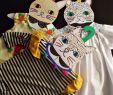 Halloween Schmuck Luxus Llevo El Invierno Cat Lovers Handmade Hangers for Kids