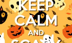 39 Schön Halloween Wanddeko