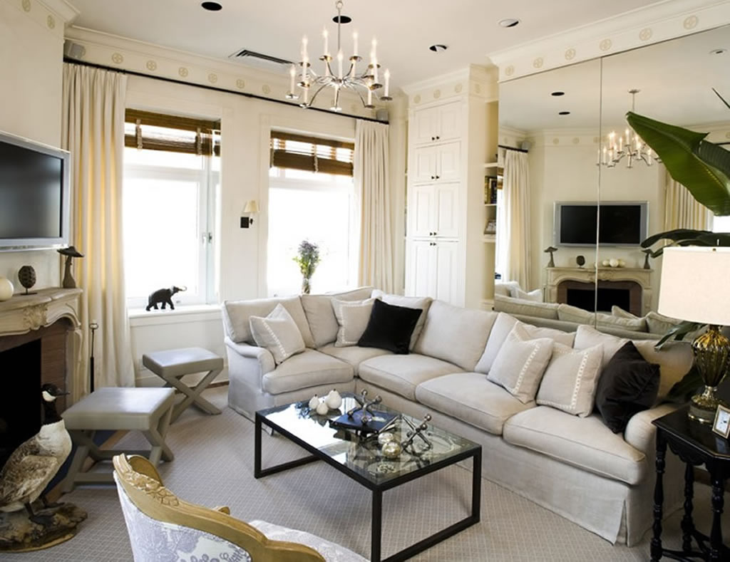 interior terrific art deco home interior living room with white sofa and fireplace magnificent art deco home interiors design ideas