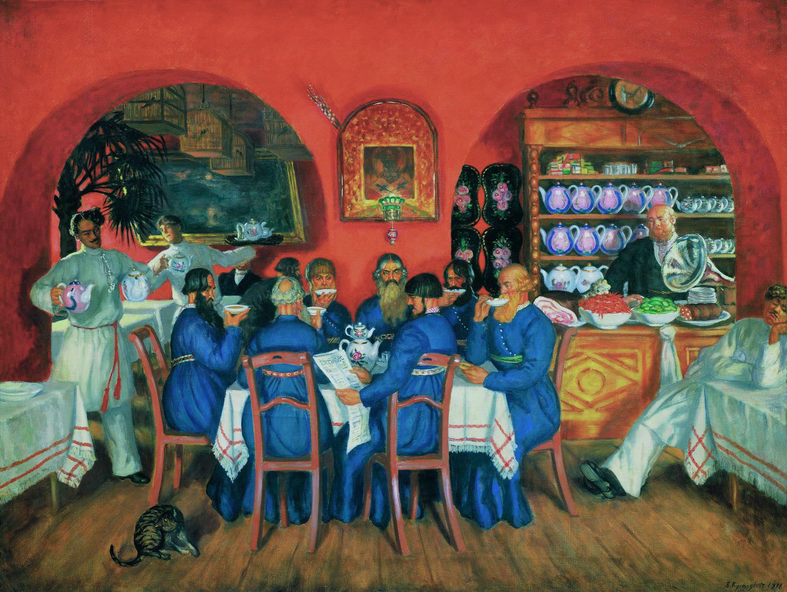 Moscow Tavern Kusto v