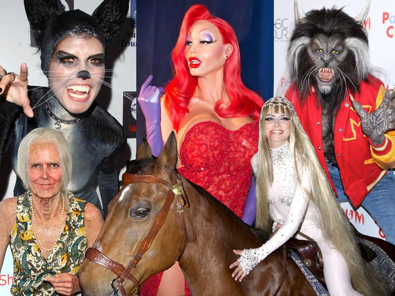 18 best heidi klum halloween costumes all time photos