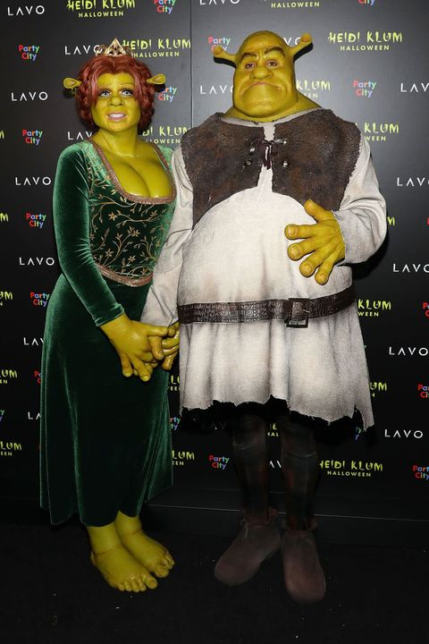 heidi klum halloween costumes
