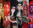 Heiße Halloween Kostüme Inspirierend Heidi Klum Halloween Costumes Evolution 2000 2016