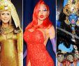 Heiße Halloween Kostüme Luxus Heidi Klum Teases Her Scary Halloween Costume and Looks