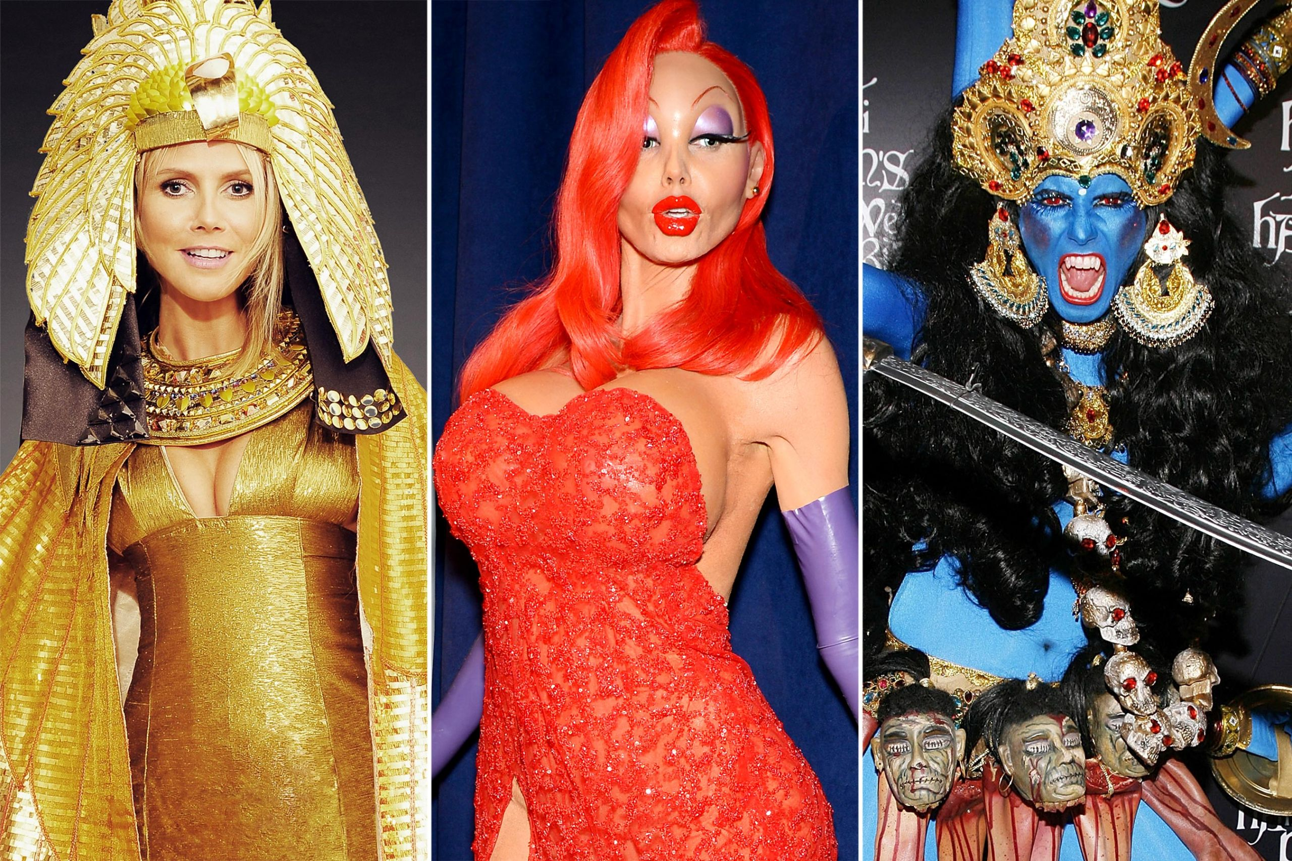 heidi klum favorite halloween costumes