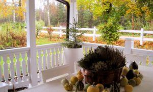 21 Luxus Herbst Deko Garten