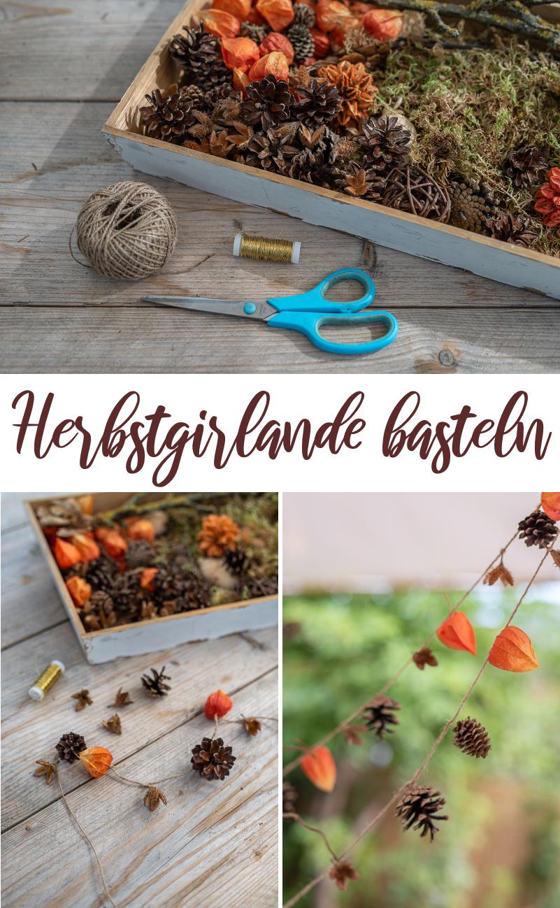 x2019 09 21 DIY Gartendeko Herbst Pflanzen Girlande gespeed ic SIDizuyghZ
