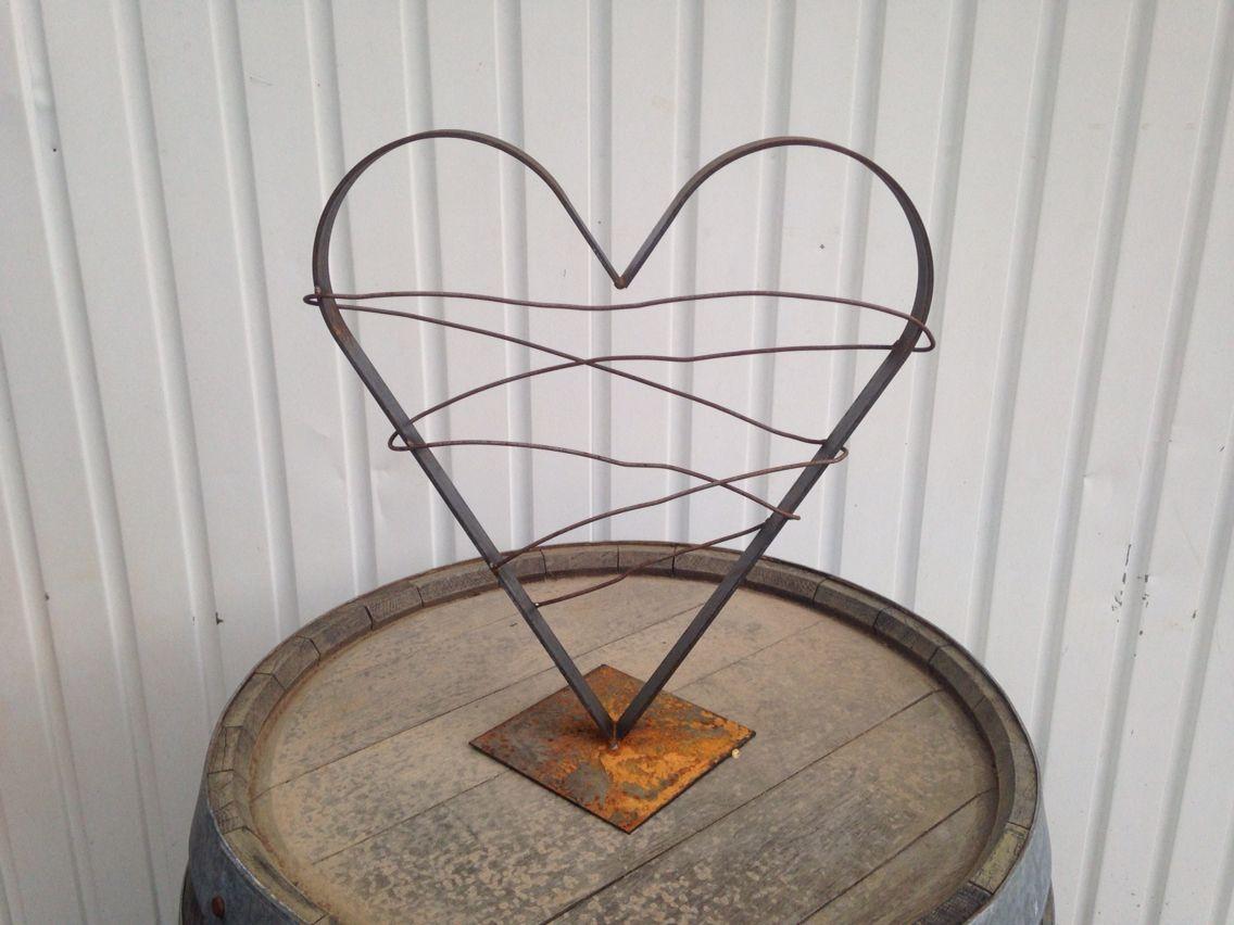 Herz Rost Inspirierend Rost Herz Aus Flachstahl Bauen