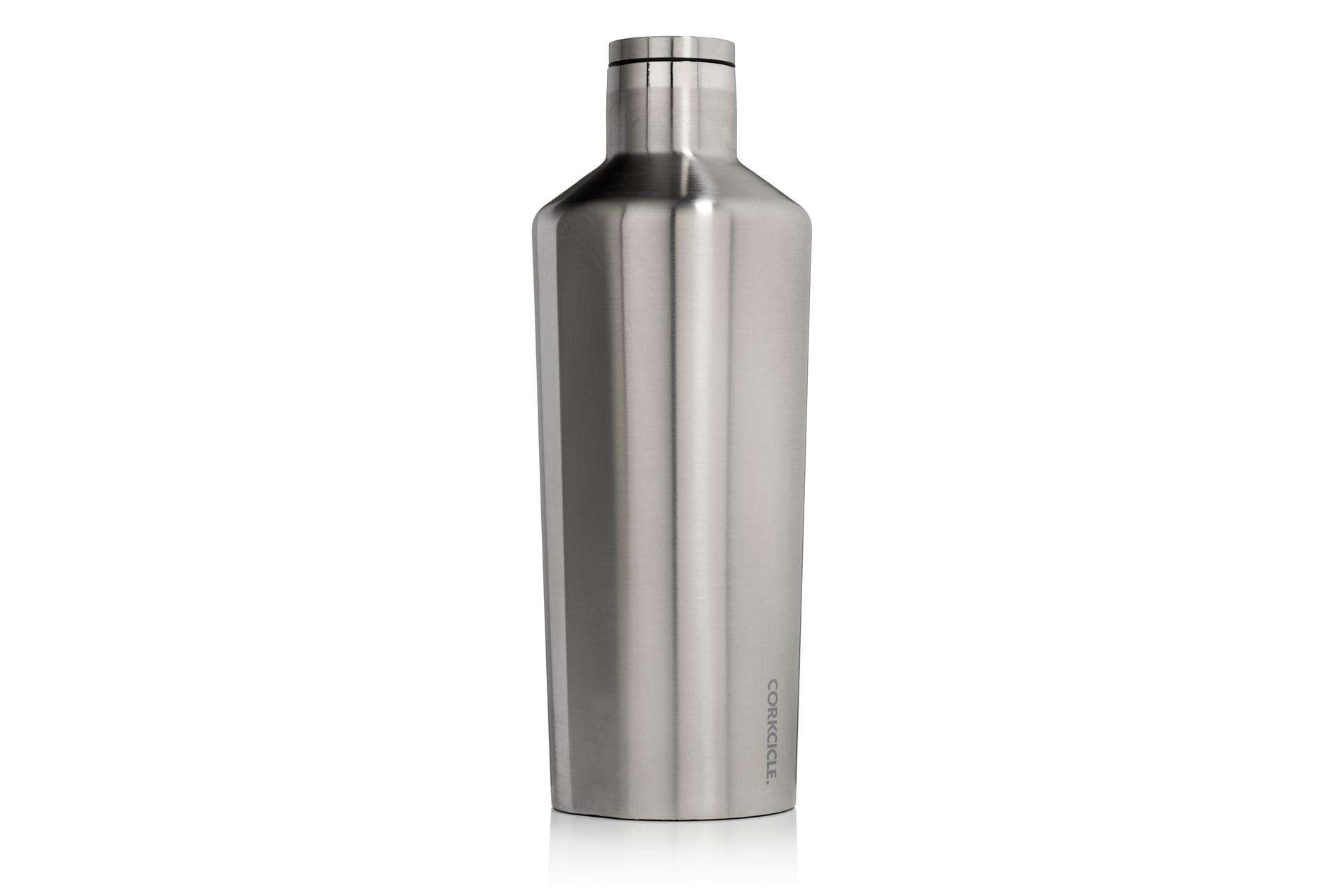 corkcicle trinkflasche thermo isolierflasche brushed steel 1280x1280 2x