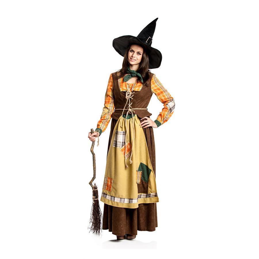 Hexen Kostüme Damen Best Of Hexen Kostüm Für Damen Hexenkostüm Mit Schürze Und Gürtel