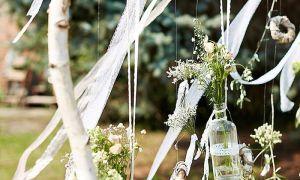 25 Genial Hochzeit Gartendeko