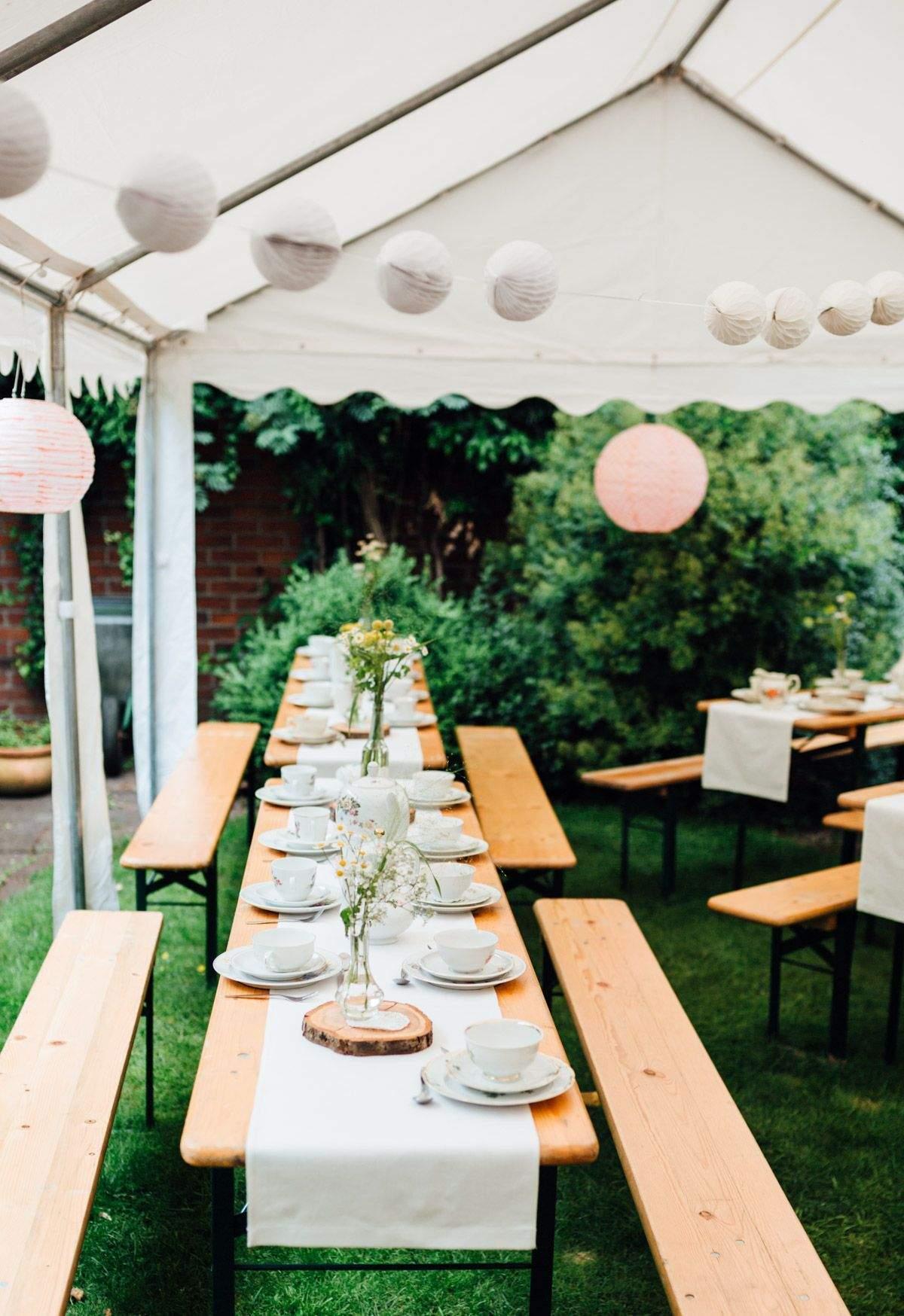 Hochzeit Im Garten Deko Frisch 32 Das Beste Von Garten Hochzeit Reizend