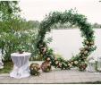 Hochzeitsdeko Garten Elegant Wedding Hoops – 30 Kreative Hochzeitsdeko Ideen