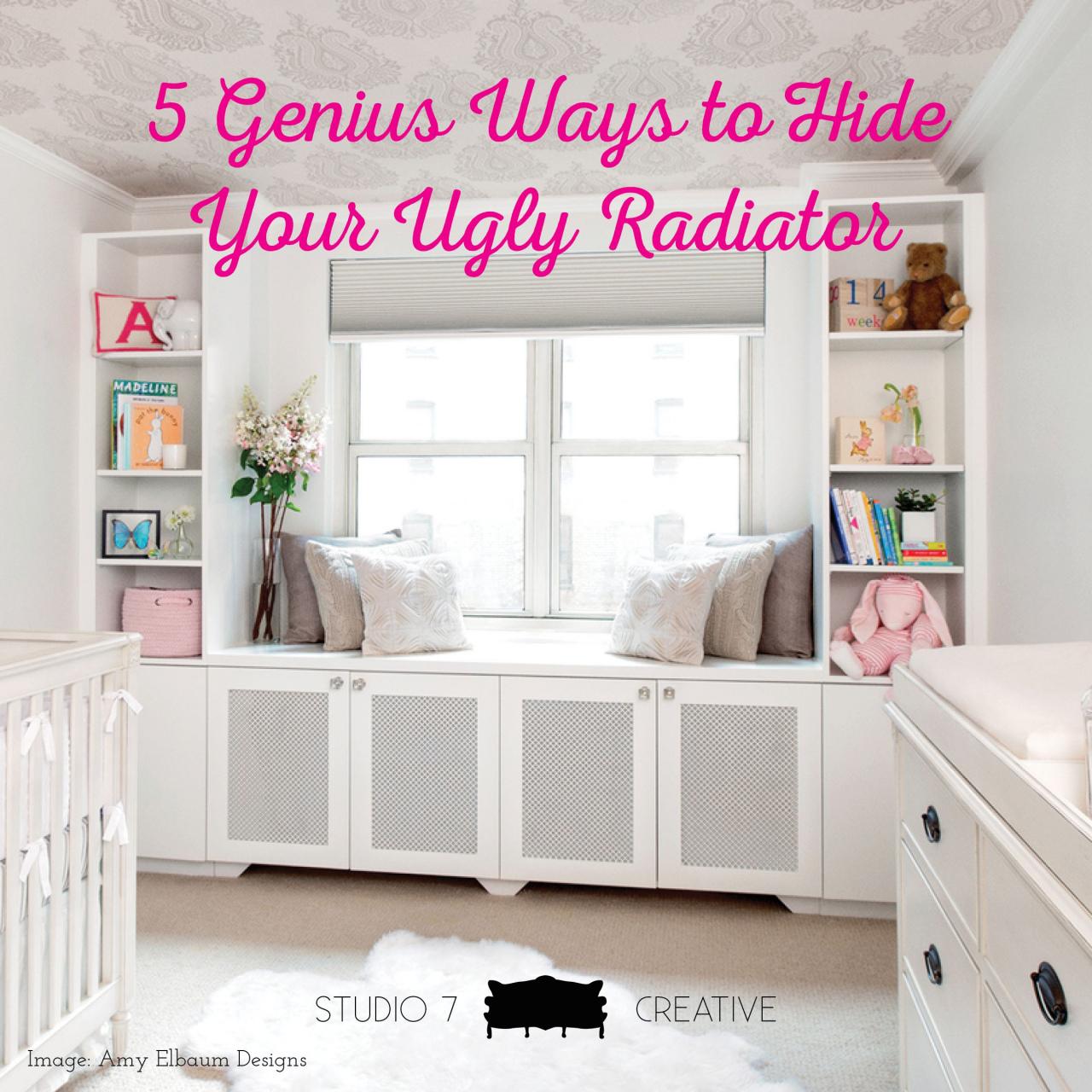 my baby babyzimmer 5 genius ways to hide your ugly radiator wohnzimmer durch my baby babyzimmer