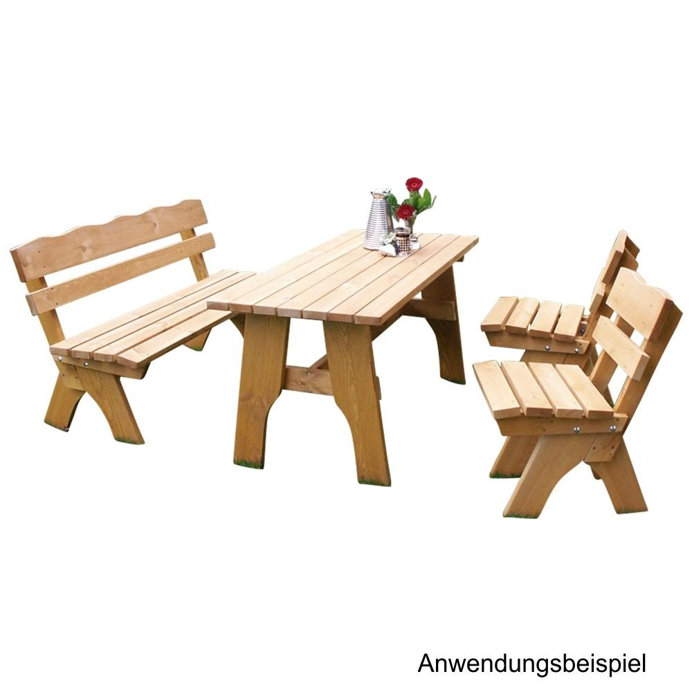 Gartensitzgruppe Freital 4 teilig 150 cm Kief
