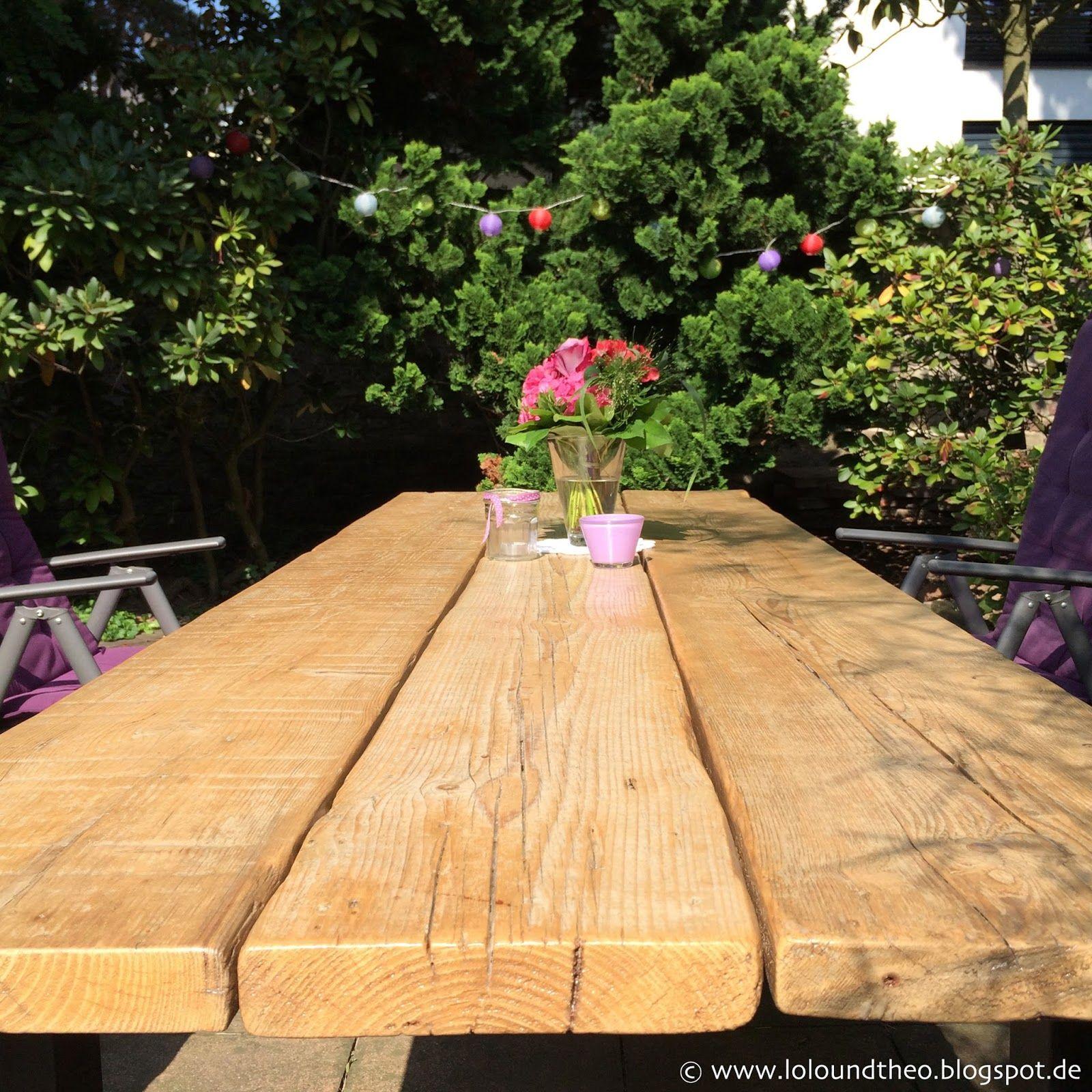 Holzarbeiten Für Den Garten Best Of Gartentisch Holz Selber Bauen