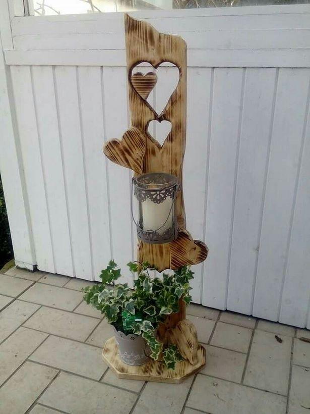 Holzdeko Draußen Einzigartig Deko Aus Holz Für Draußen