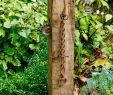 Holzdeko Für Den Garten Genial Seminar Gartenstele Aus Holz Bauen Karin Urban