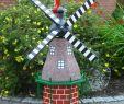 Holzdeko Für Den Garten Schön Windmühle Windmühlen Pummel Beton Quarz Deko Garten