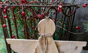 31 Elegant Holzdeko Garten Basteln