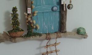 20 Inspirierend Holzdeko Garten