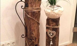 23 Inspirierend Holzdeko Selber Basteln