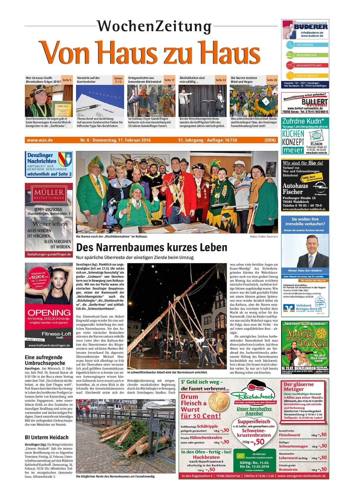 Holzleiter Alt Neu Calaméo Vhzh Denzlingen Stadt