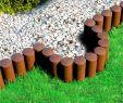 Holzstamm Deko Garten Einzigartig Garten Rasen Rändung Rand Palisade Plastik Mit Holz Struktu