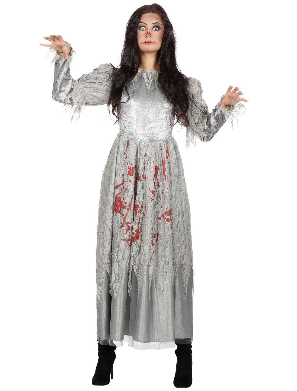 kleid horror braut