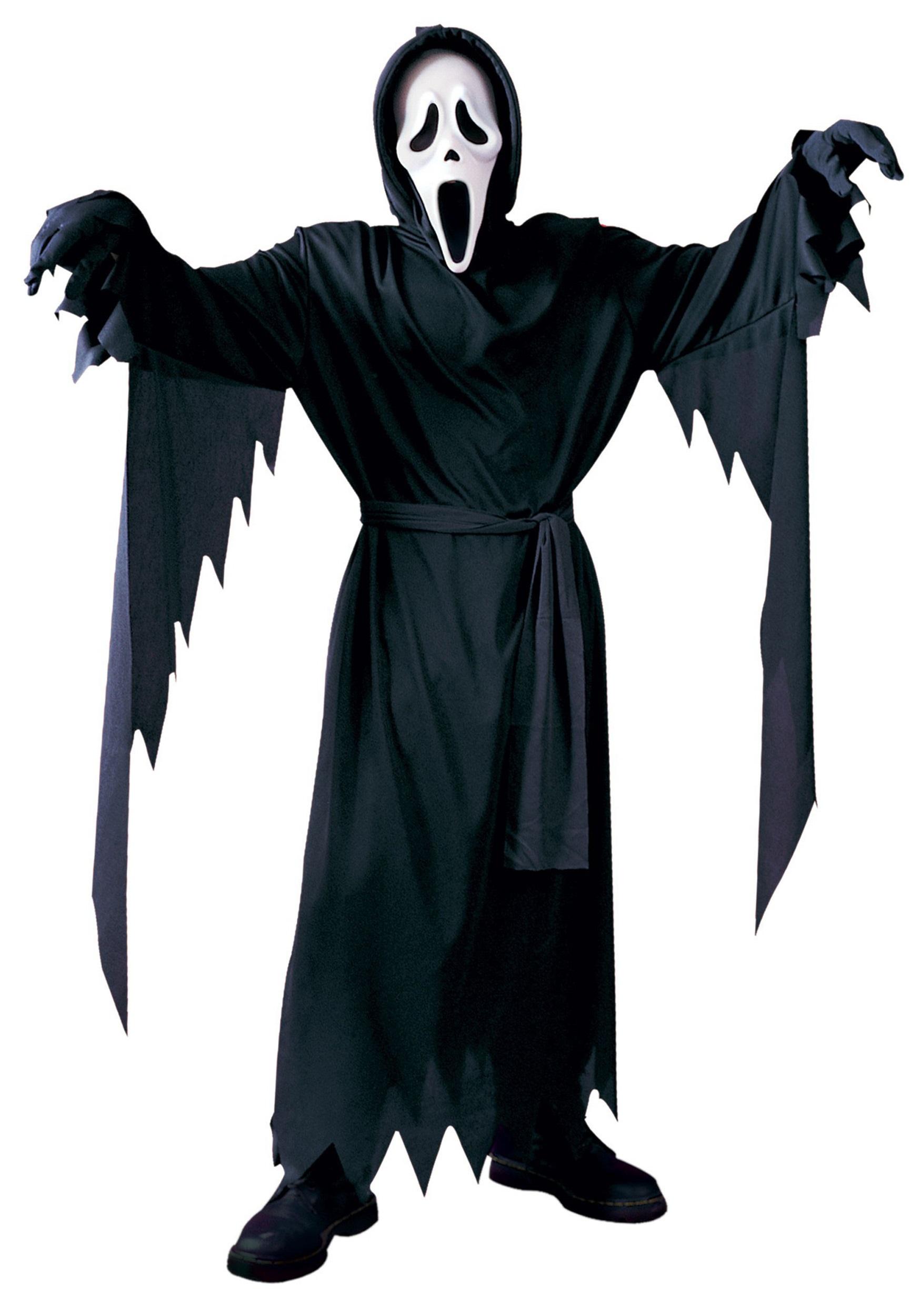 child scream costume