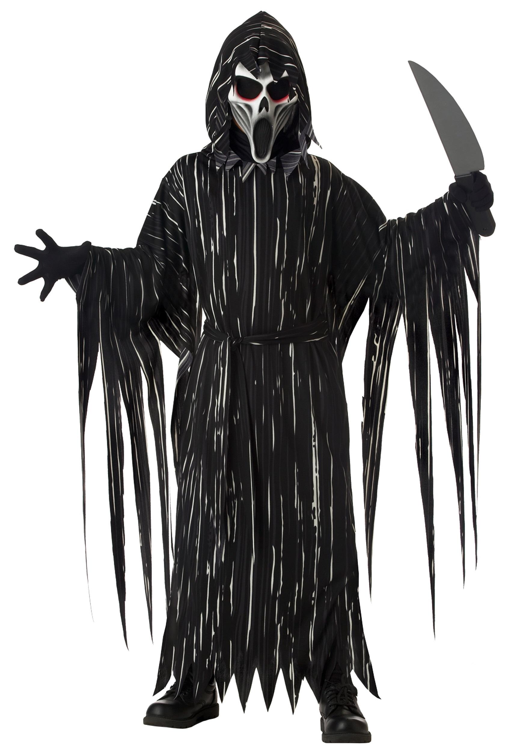 Horror Halloween Kostüme Frisch Child Howling Horror Costume